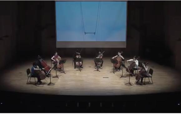 Seoul solist cello ensemble
